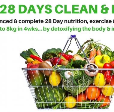 28 Day Clean & Lean