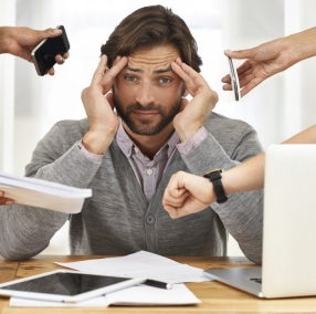 WHY STRESS IS MAKING OR KEEPING YOU FAT?