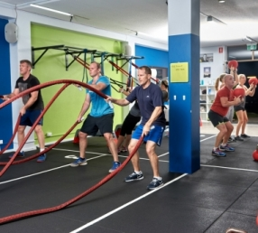 Functional Fitness Circuit