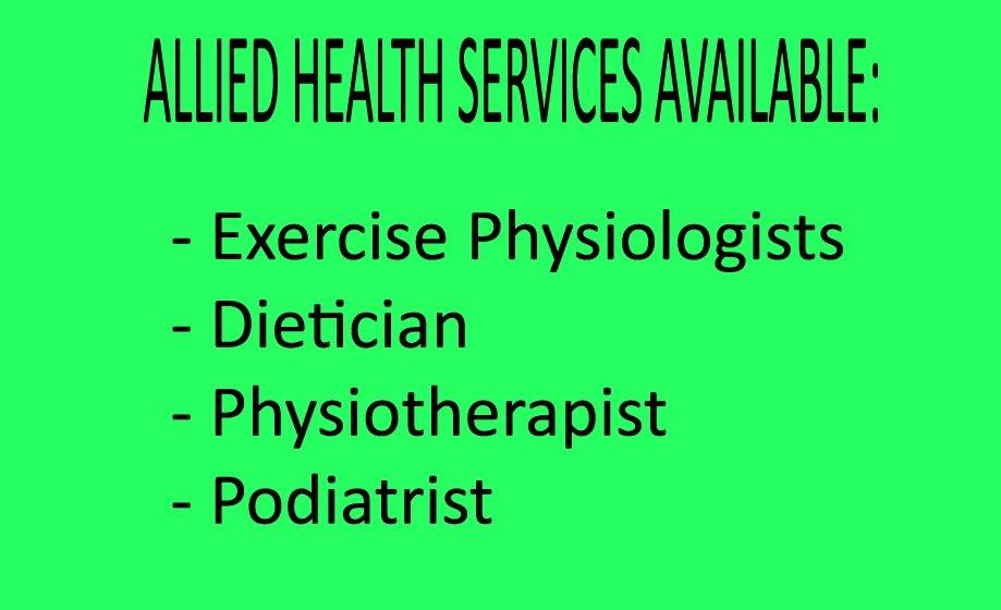 ALLIED HEALTH